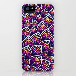 Madeleine Pattern iPhone Case