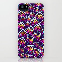 Madeleine Pattern iPhone Case