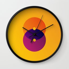 8 (Eight) Wall Clock