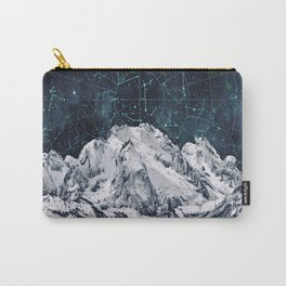 Constellations over the Mountain Carry-All Pouch