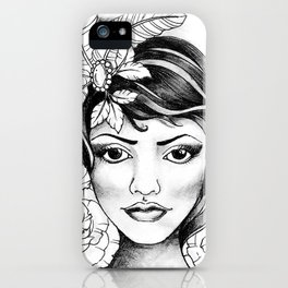 Rosely iPhone Case