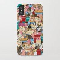 baking iPhone & iPod Cases featuring Baking by Joke Vermeer