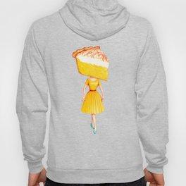 Cake Head Pin-Up - Lemon Hoody
