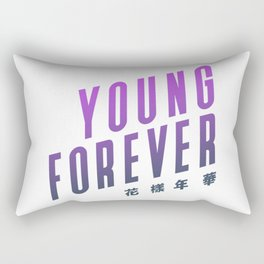BTS ! Young Forever Rectangular Pillow