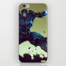 SubZero 00 iPhone & iPod Skin