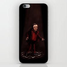Twin Peaks - The Man from Another Place iPhone & iPod Skin