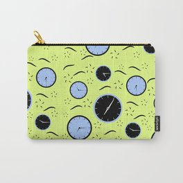 Where the time goes Carry-All Pouch