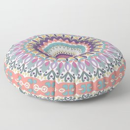 Bloom Mandala Floor Pillow
