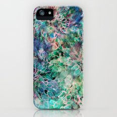 Banksia Cool Blue Slim Case iPhone (5, 5s)