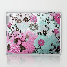 flowers 2 Laptop & iPad Skin