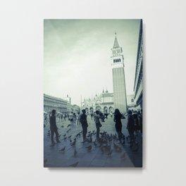 Venice, Piazza San Marco 1 Metal Print