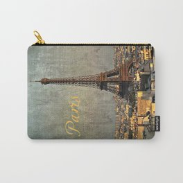 I love Paris Carry-All Pouch