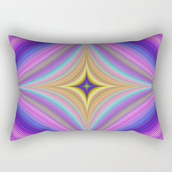 Time hole Rectangular Pillow