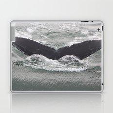 Butterfly of the Ocean Laptop & iPad Skin