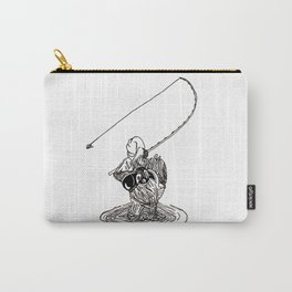 Cat Fishing Carry-All Pouch