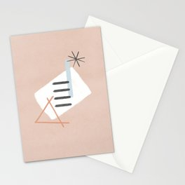 The notebook - A love story Stationery Cards