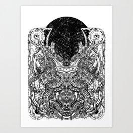 Amorphosis Art Print