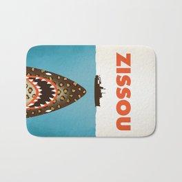 Zissou The Life Aquatic Bath Mat