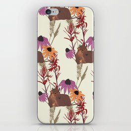 American Prairie Pattern iPhone Skin