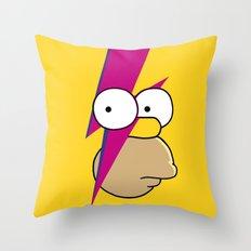 Homer Stardust Throw Pillow