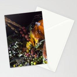 Harvest Setting Stationery Cards