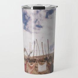 clothes-pegged  Travel Mug