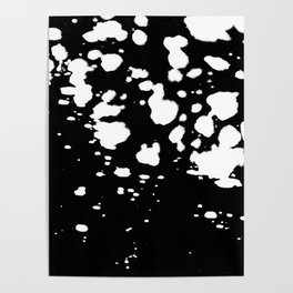 Bleached Tee Poster