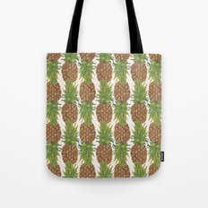 PINA COLADA: pineapple Tote Bag