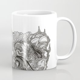 The Mountain Coffee Mug