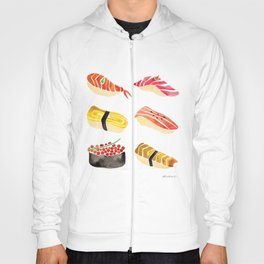 Sushi Love Hoody