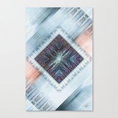 Messy Pattern I Canvas Print
