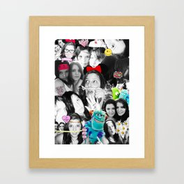 Ashley Framed Art Print