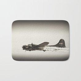 B-17 Flying Fortress, Sally B Bath Mat