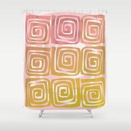 Inka Sun #society6 #buyart Shower Curtain