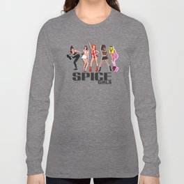 Spice up Long Sleeve T-shirt
