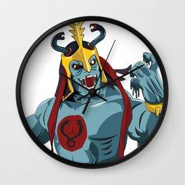 Mumm-Ra x MrWetpaint Wall Clock