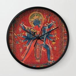 Hindu God Sexual Wall Clock