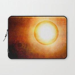 The Cosmic Sun Laptop Sleeve