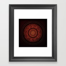 Shields 7 Framed Art Print
