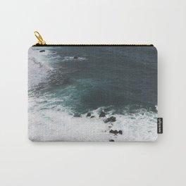 Indigo Coast Carry-All Pouch