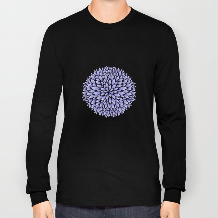 Petal Burst #22 Long Sleeve T-shirt