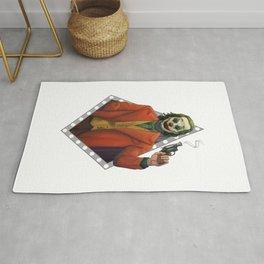 Joaquin Phoenix Joker Rug
