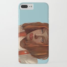 leeloo - the fifth element iPhone Case