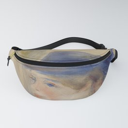 Bust of a Woman Fanny Pack