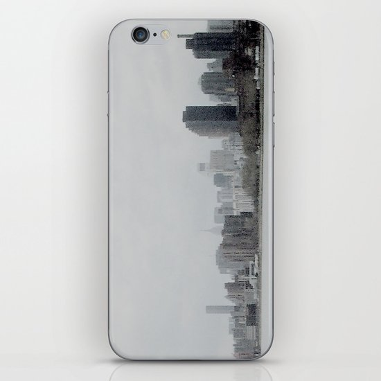 NEW YORK 3 iPhone & iPod Skin