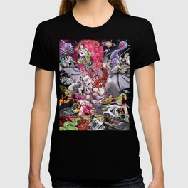 Ms. Ayahuasca de Pompadour T-shirt