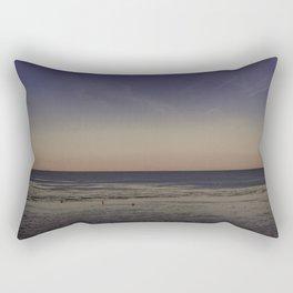 Wadden sea by Horumersiel-Schillig ( Northsea ) Rectangular Pillow