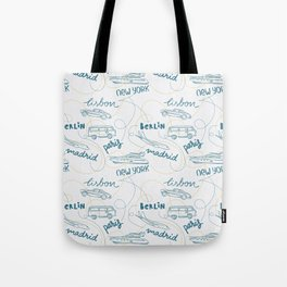Our only mission our destiny Tote Bag