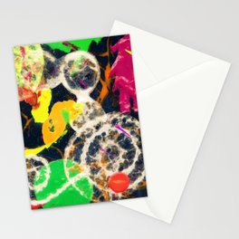 Swirled Stationery Cards