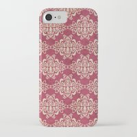 damask iPhone & iPod Cases featuring Damask by Arcturus